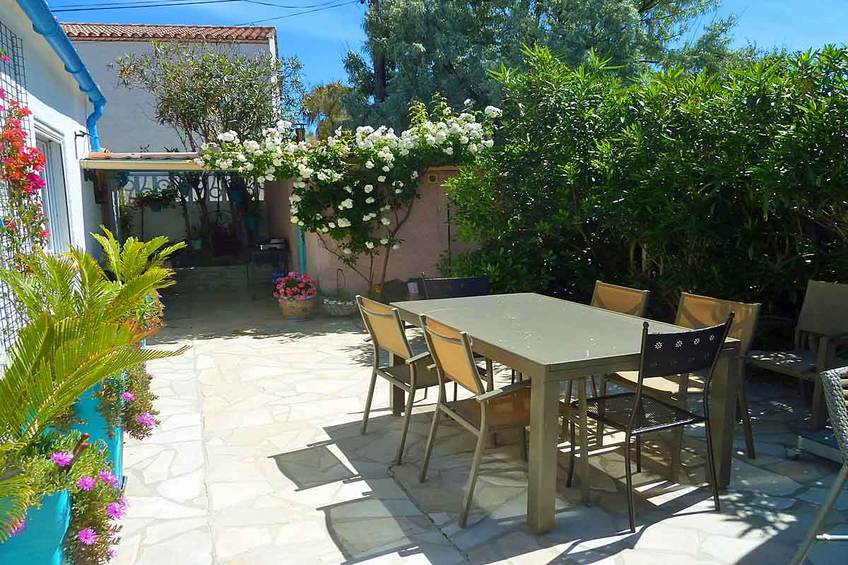 Languedoc Villa rental by the beach