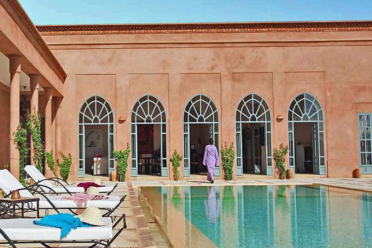 Holiday villa Marrakech