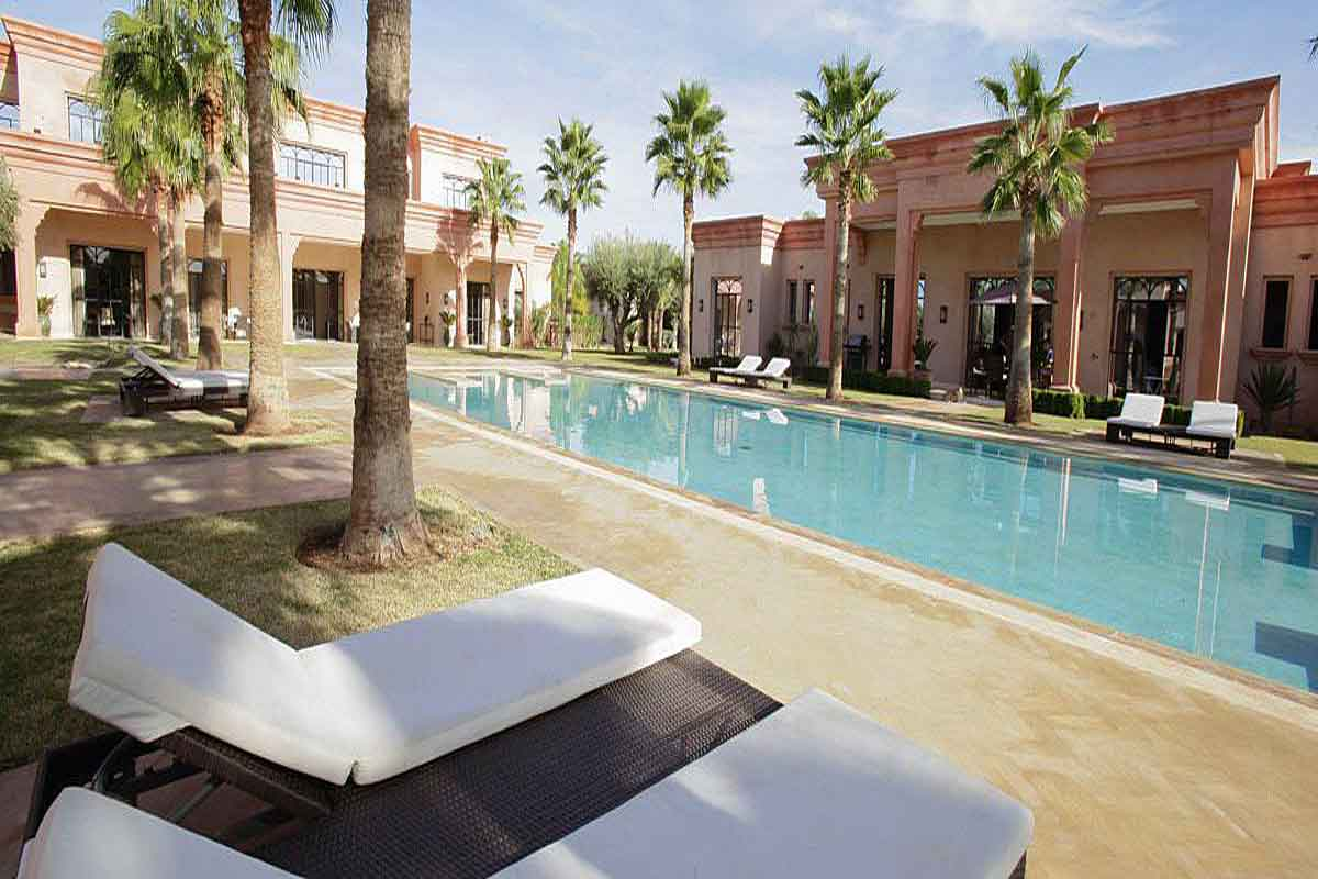Marrakech Luxury Villa Rental