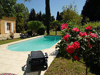 Gard Large Family Rental Villa