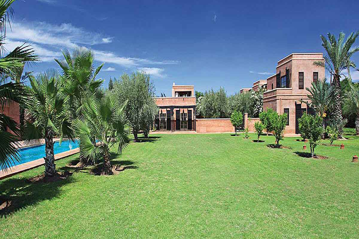 Moroccoa Luxury Villa Rental 12