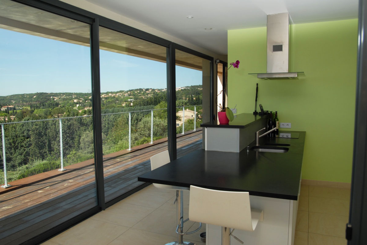 Villa Rental near Avignon for 8 with pool