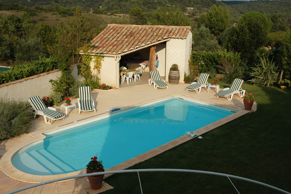 Family Villa Rental Languedoc with pool