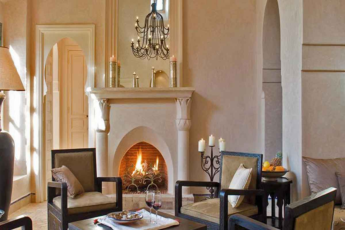luxury moroccan holiday villas with pool for rent in marrakesh