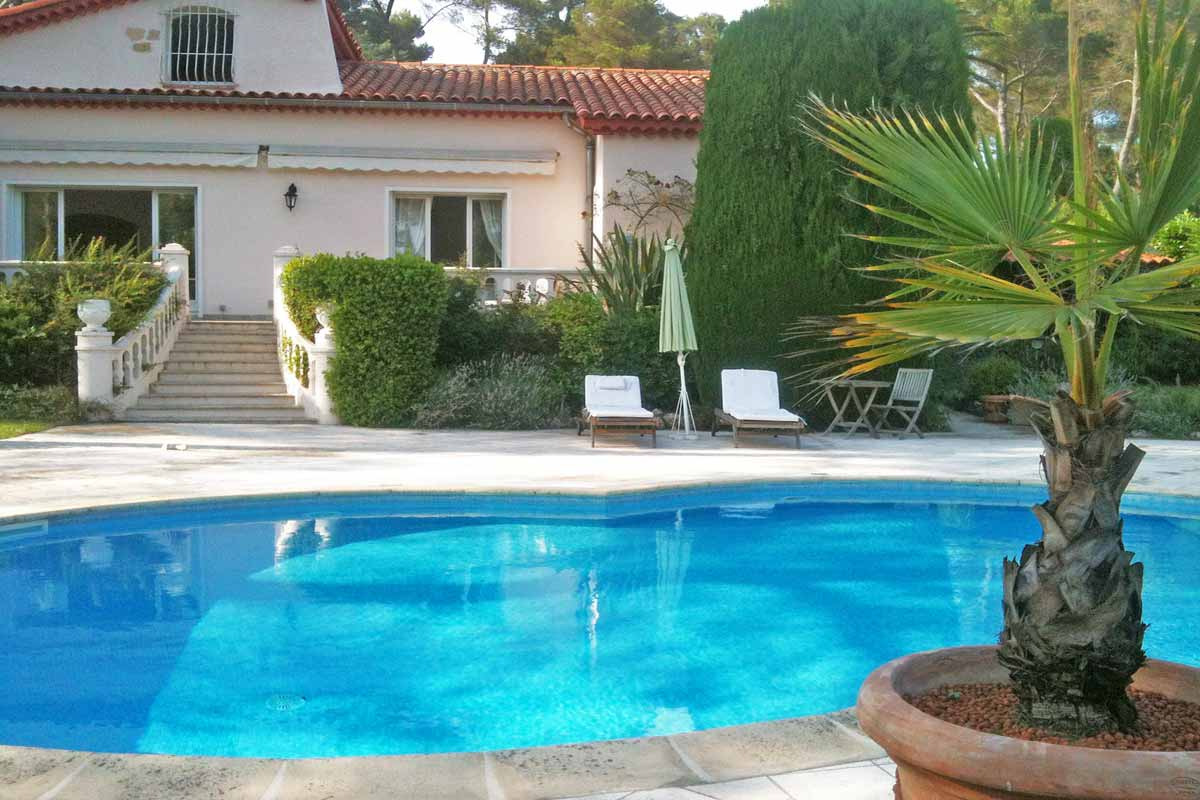 Villa to rent Mougins
