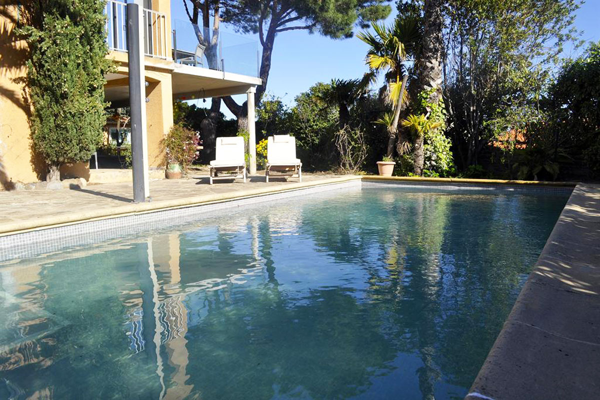Holiday villa Collioure