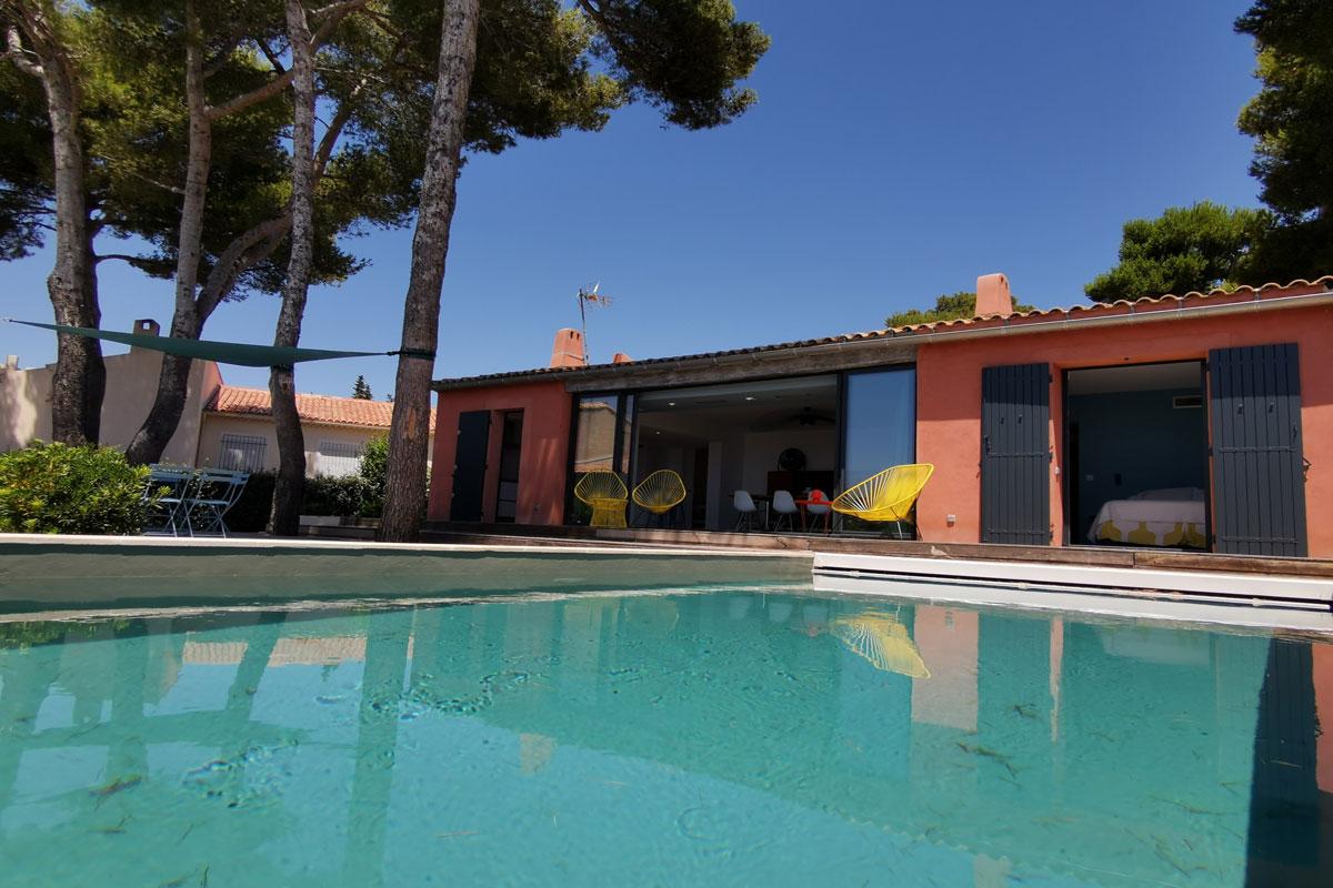 Cote Bleue Luxury Villa With Pool To Rent Near Marseille