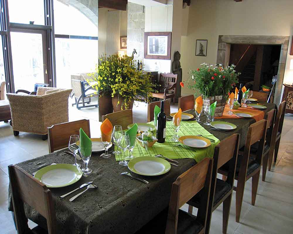 Carcasonne-South France Holiday Rental sleeps 12
