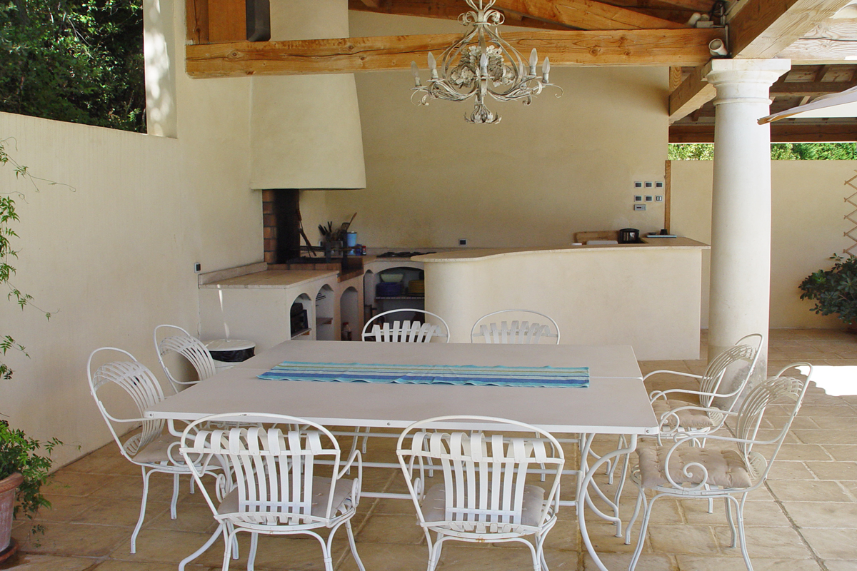 Villa Rental near Nimes with pool for 12