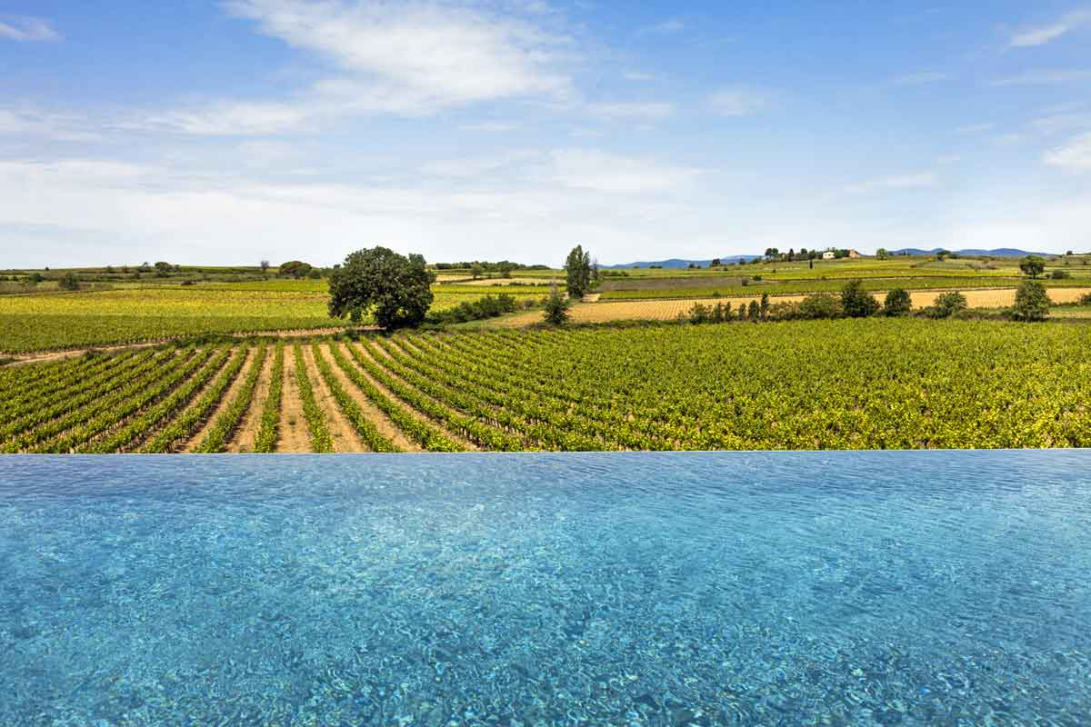 Luxury Languedoc Villa with Pool