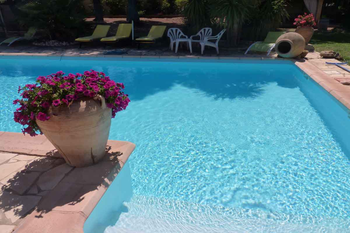 Languedoc Villa Rental family pool 6