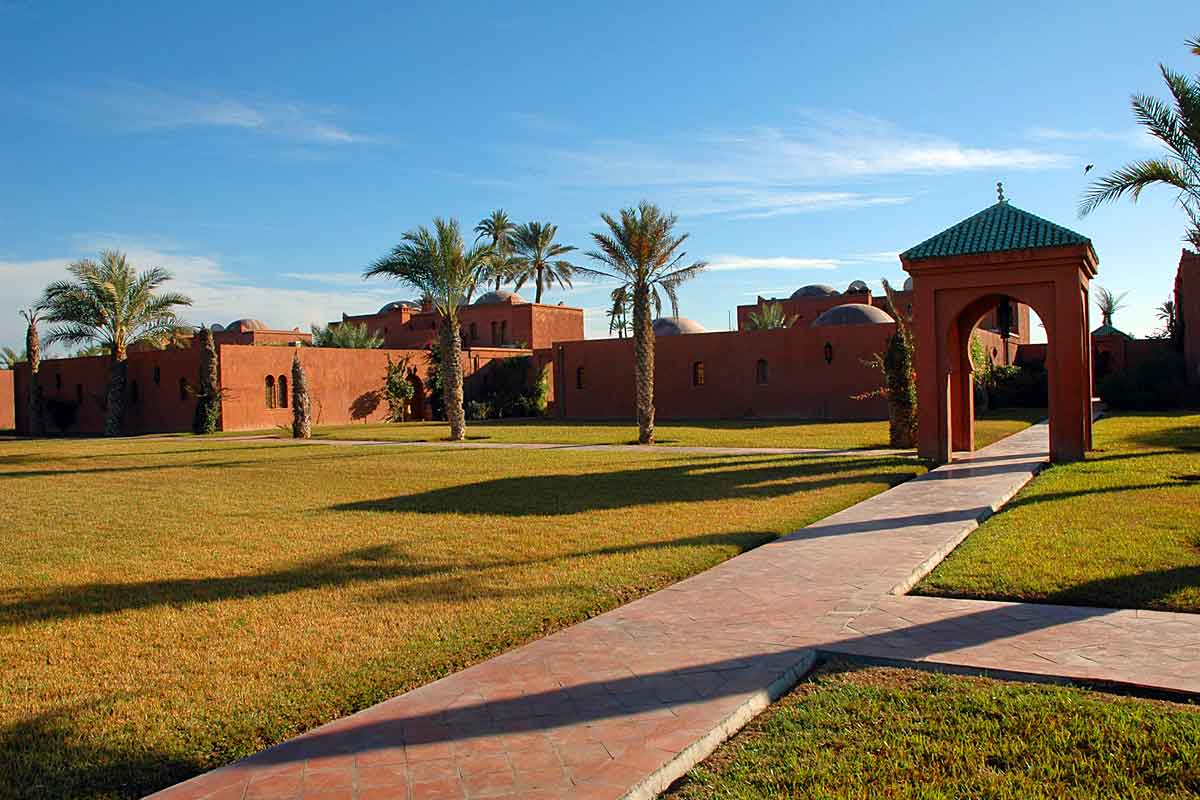 Private Villa For Rent Marrakech