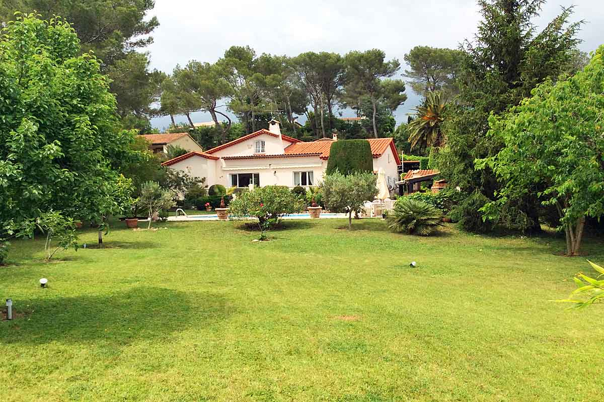 Holiday Villa in Mougins