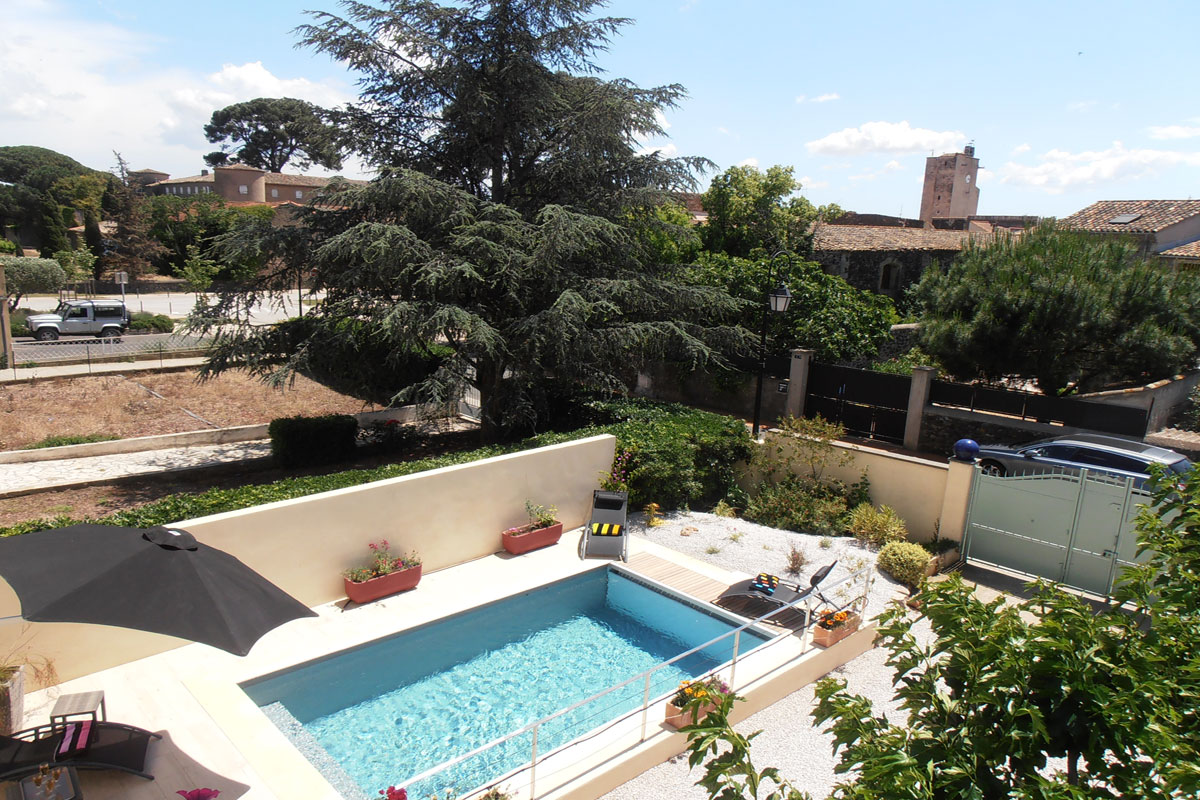 South of France Villa for 4 with pool