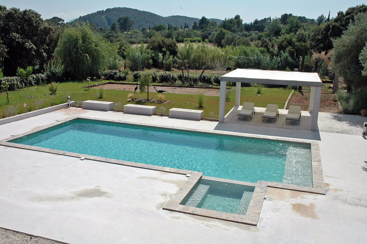Family holiday villa in Provence