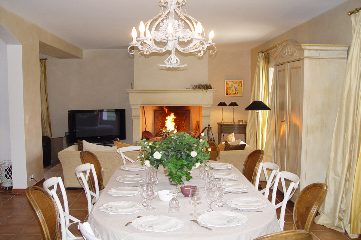 Large Villa Rental near Uzes with pool