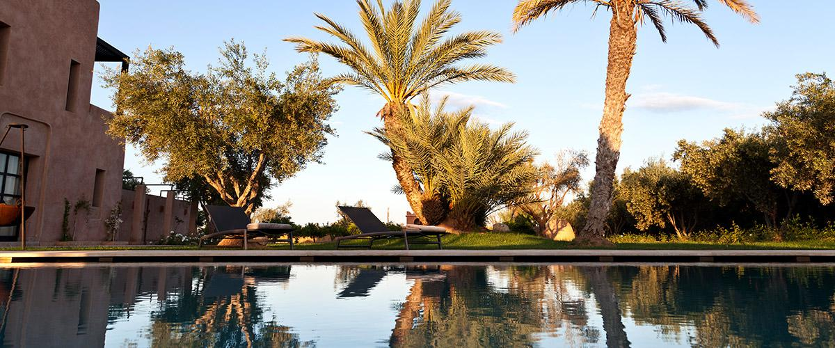 Villa Rental in Marrakech