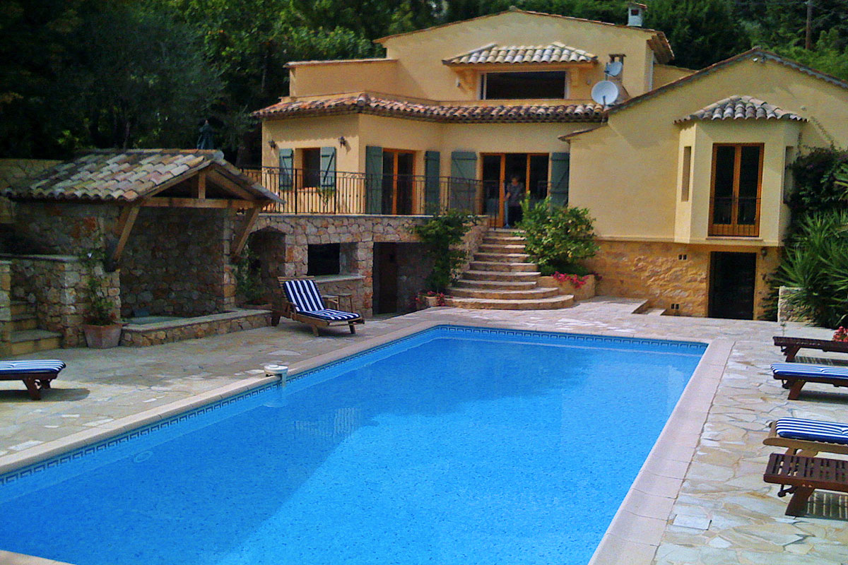 Family Rental South of France 8 pool