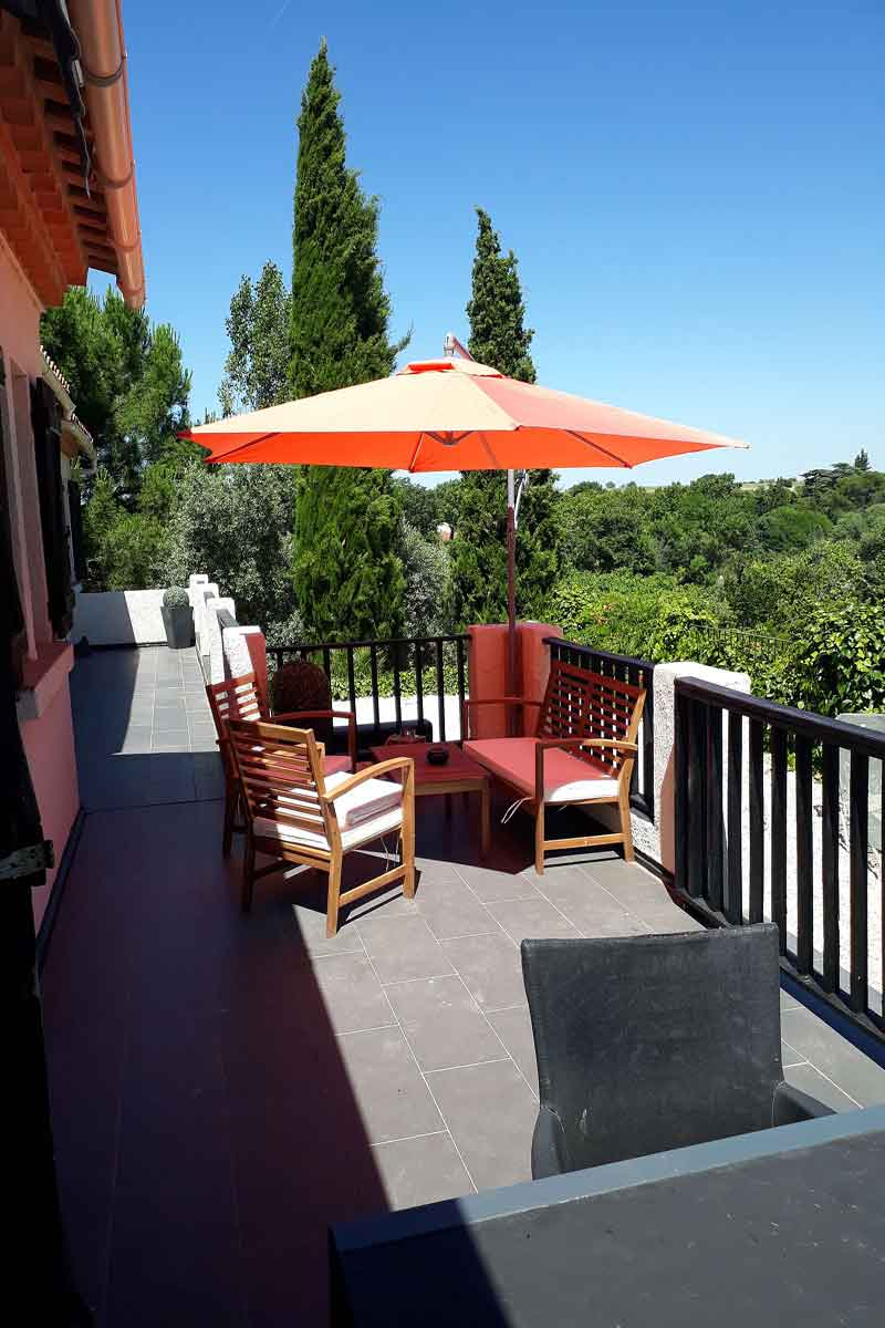 South of France Large Villa to rent
