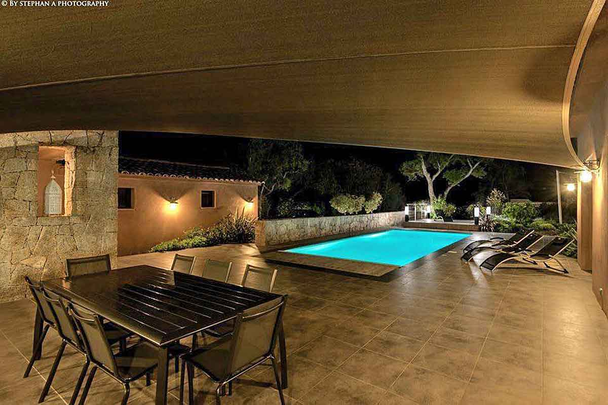 Family Holiday Villa in Corsica with pool