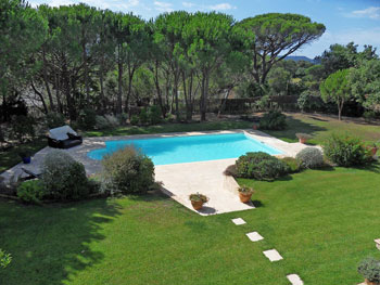 Family Rental South of France 10 pool