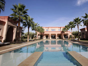 Luxury Marrakech villa