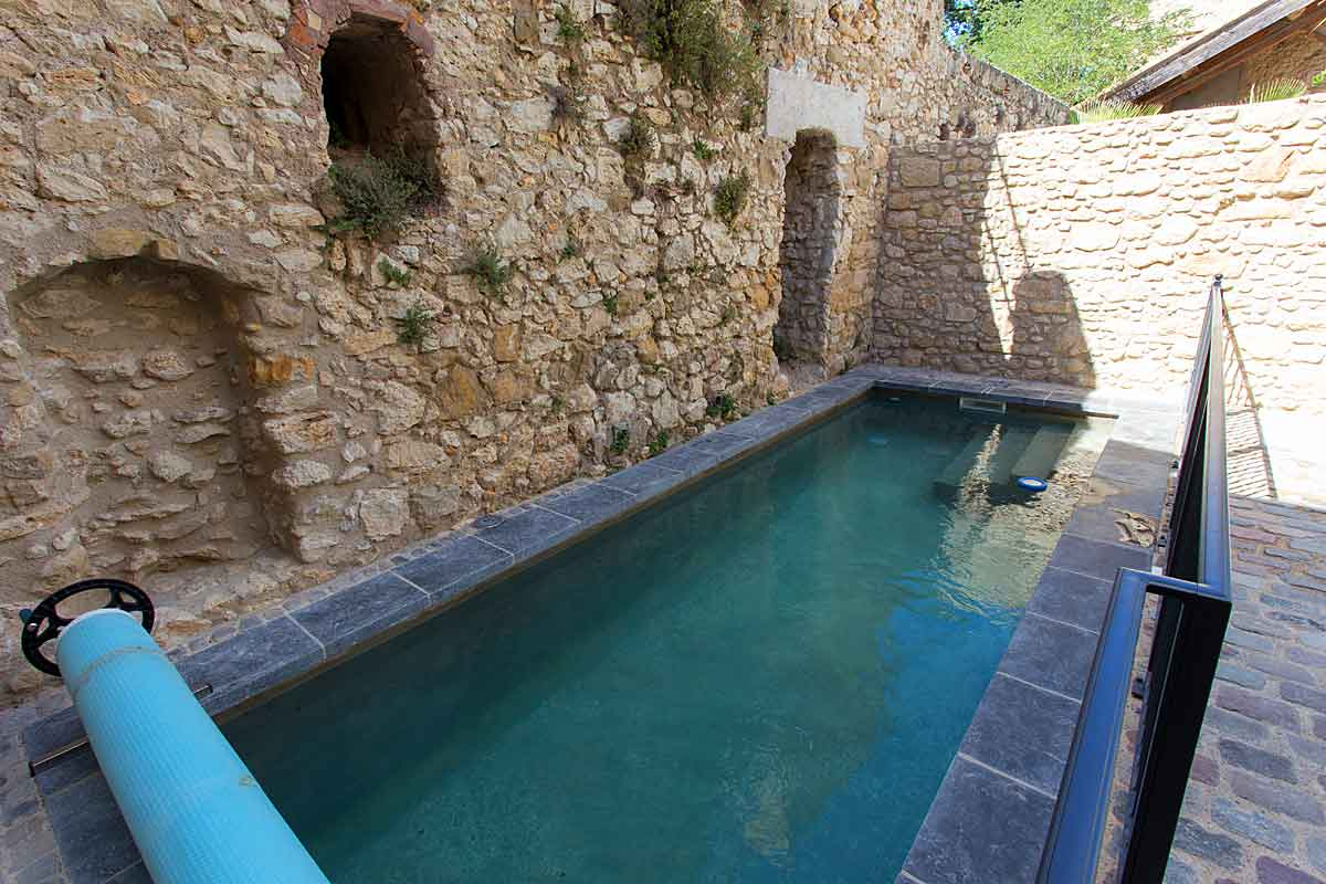 Gite Rental South of France with pool