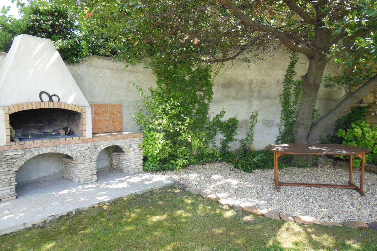 Villa Rental Beziers Languedoc for 8
