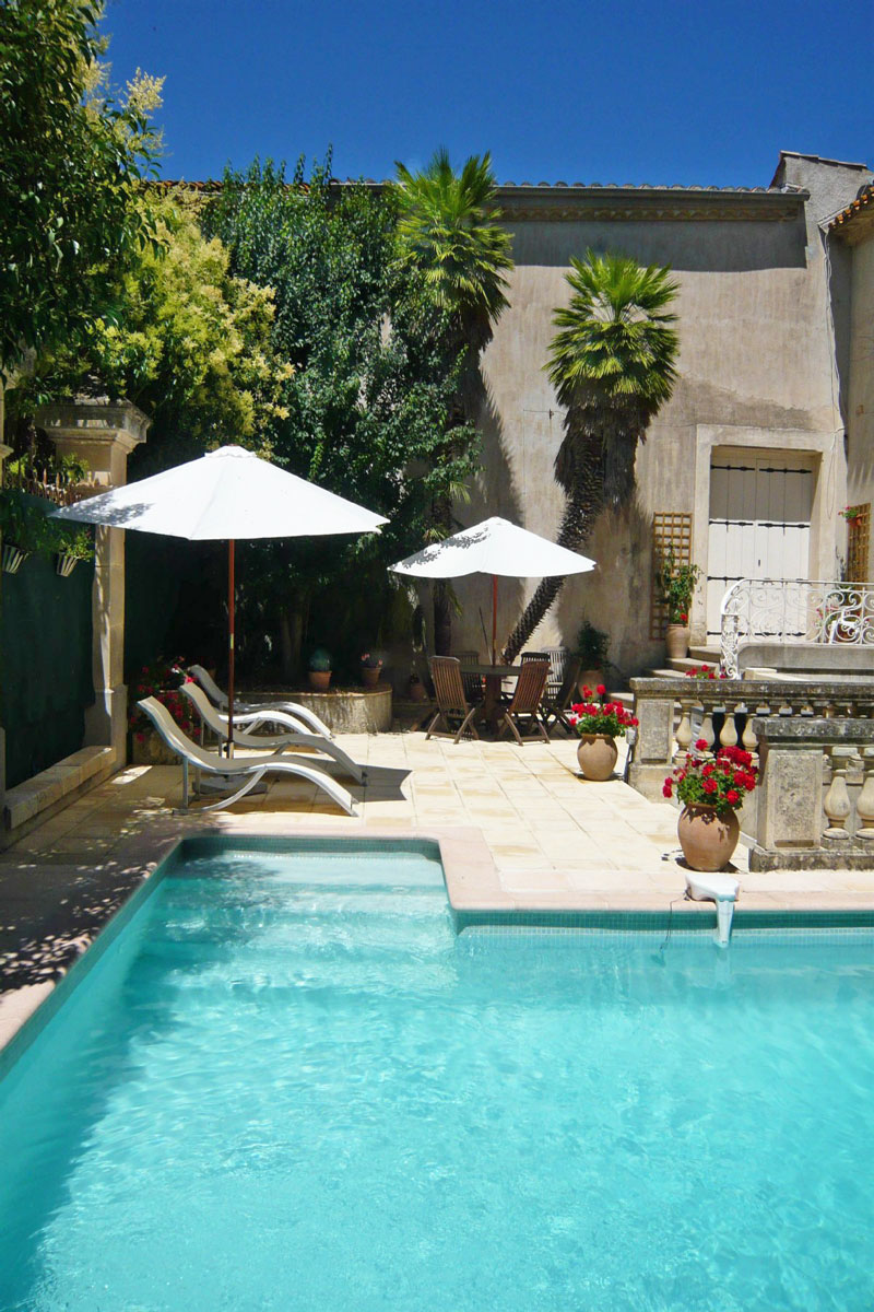 South of France Rental for 6 with pool
