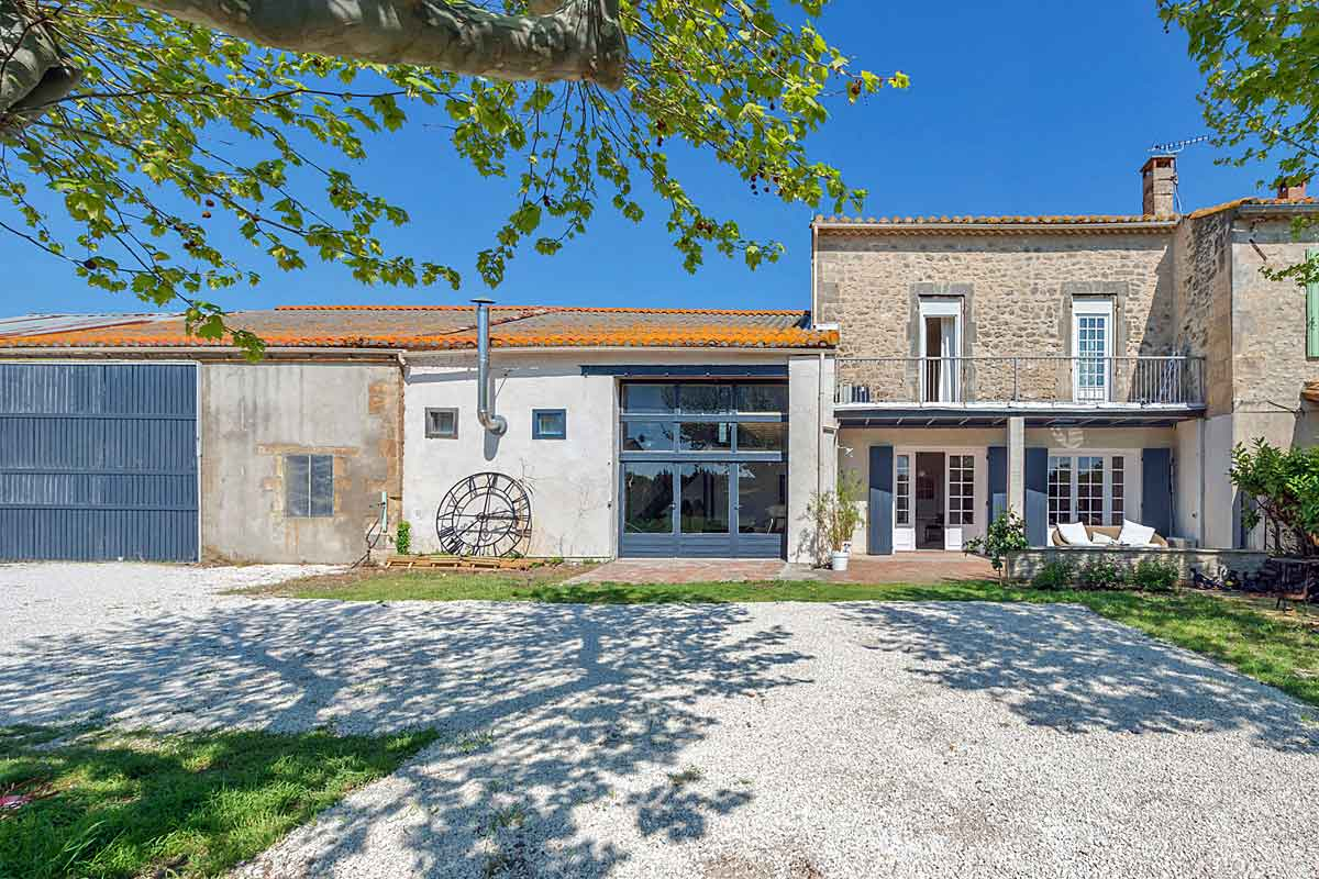 Luxury Holiday Villa in Beaux de Provence