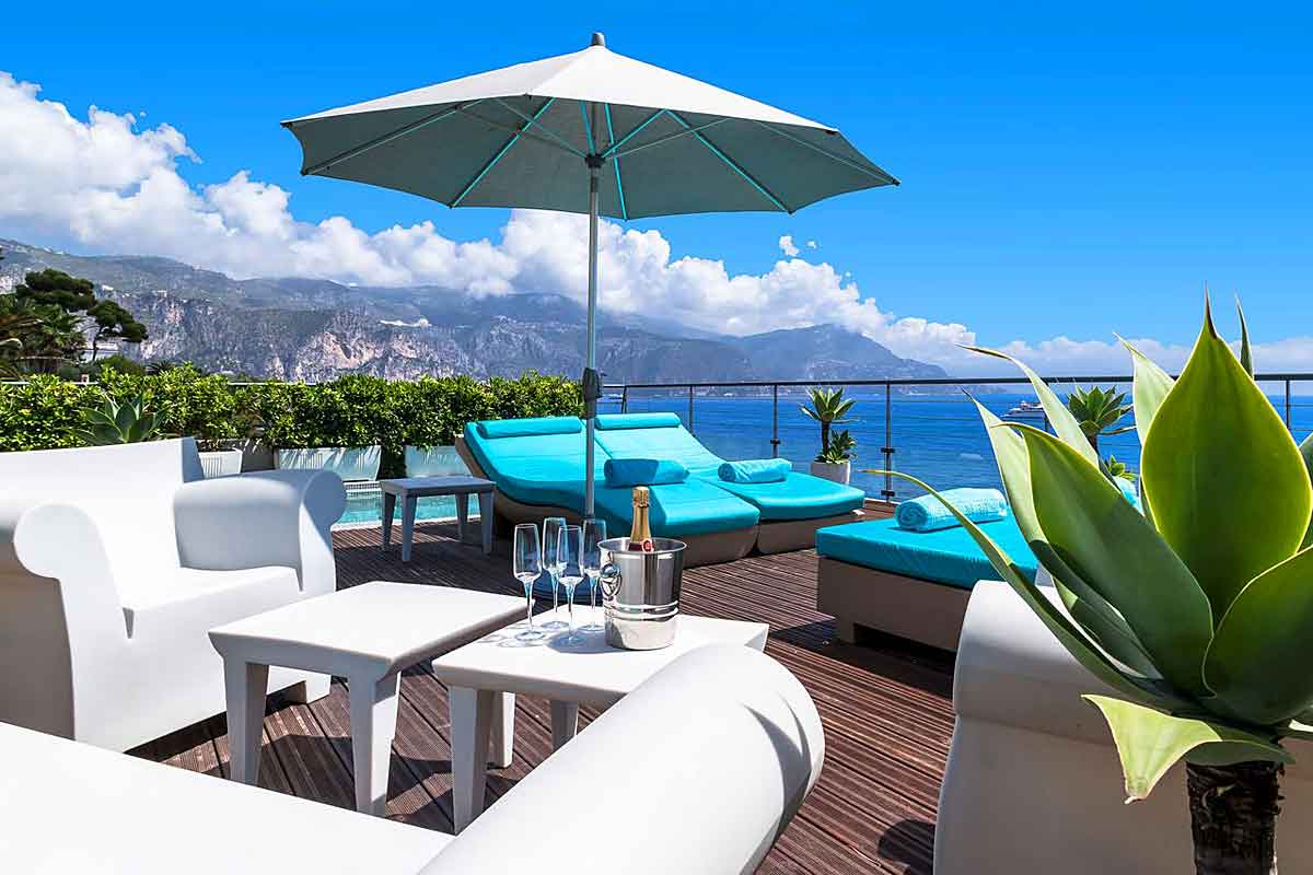 Luxury Villa for rent near Monaco