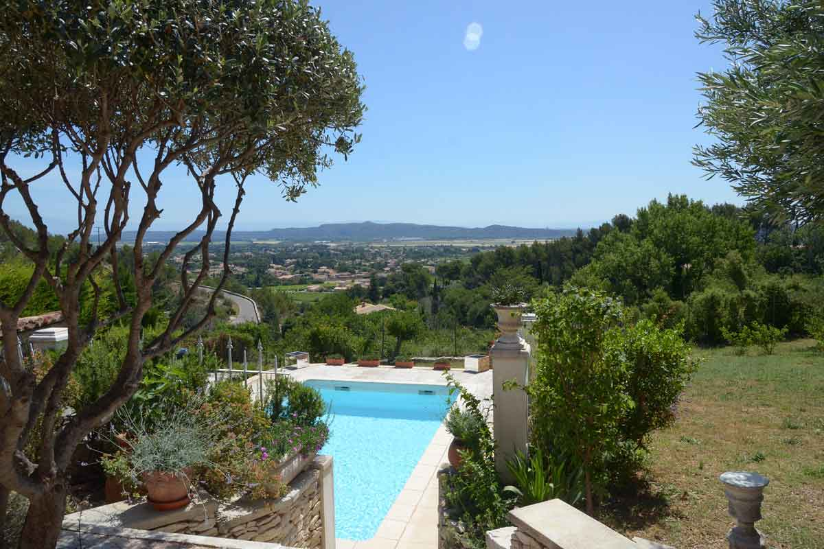 Holiday Home Provence with pool for 6