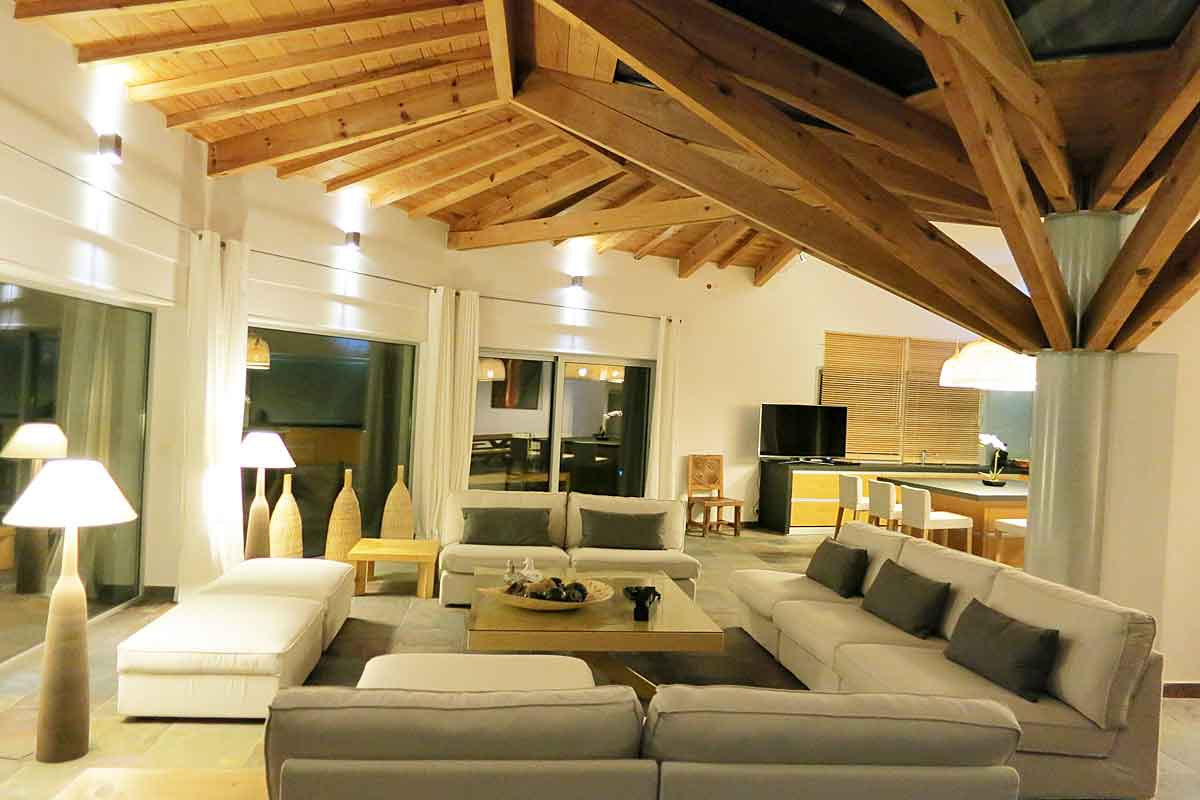 Large group accommodation in Corsica