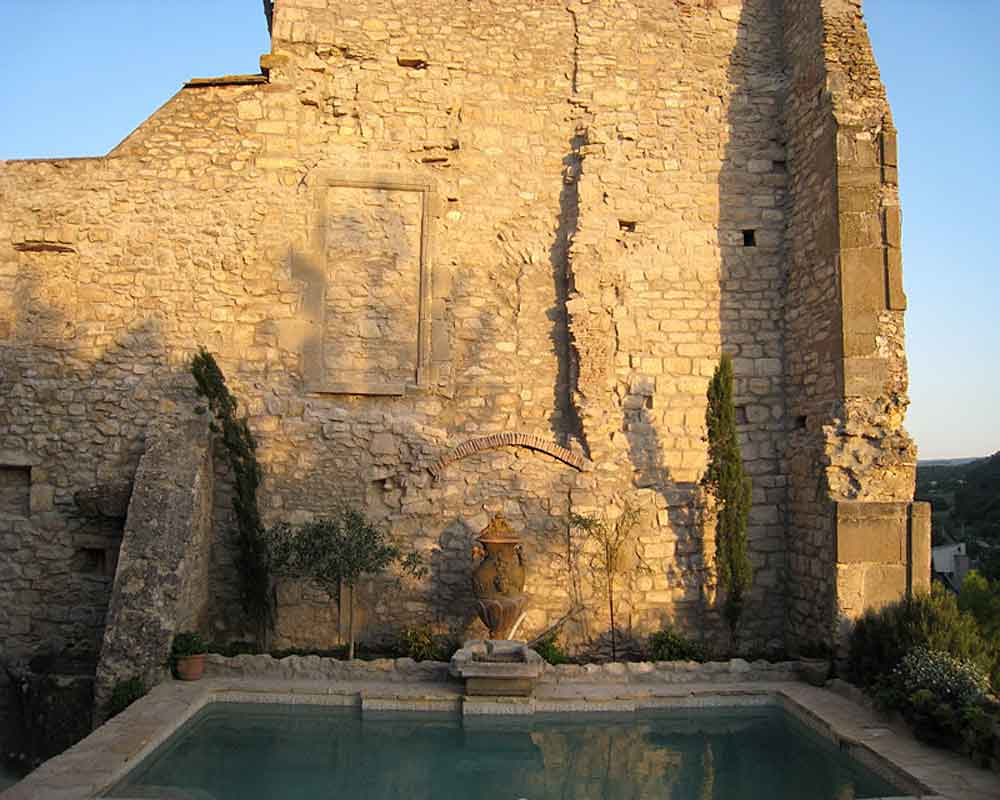 South France Villa Rental-private pool-Carcasonne-Chateau