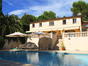 Luxury Villa Rental Biot 10