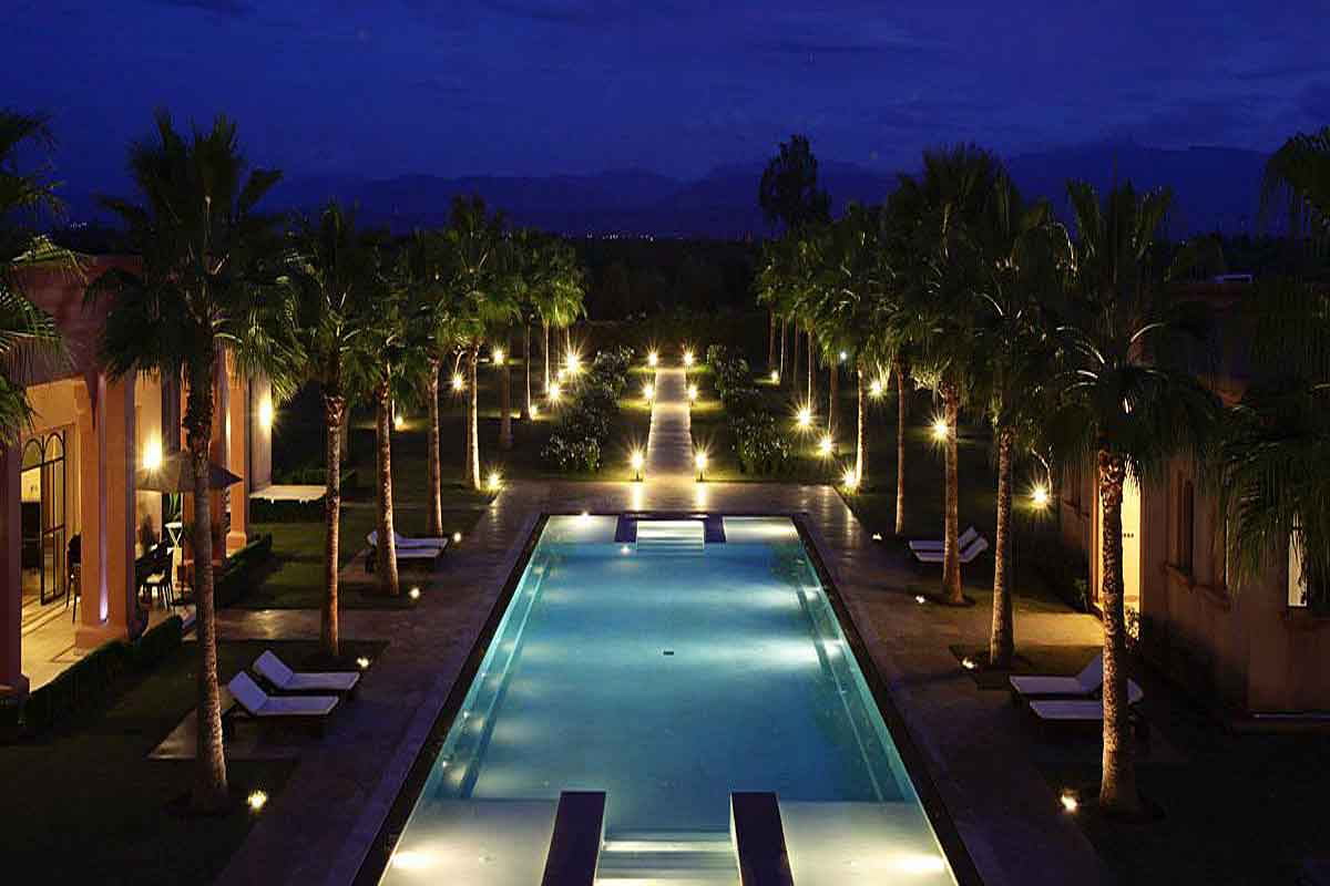 Morocco Luxury Villa Rental