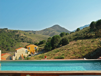 Luxury villa Collioure Languedoc