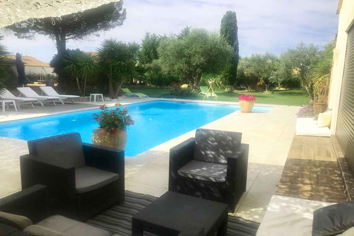 South of France Holiday Home to rent