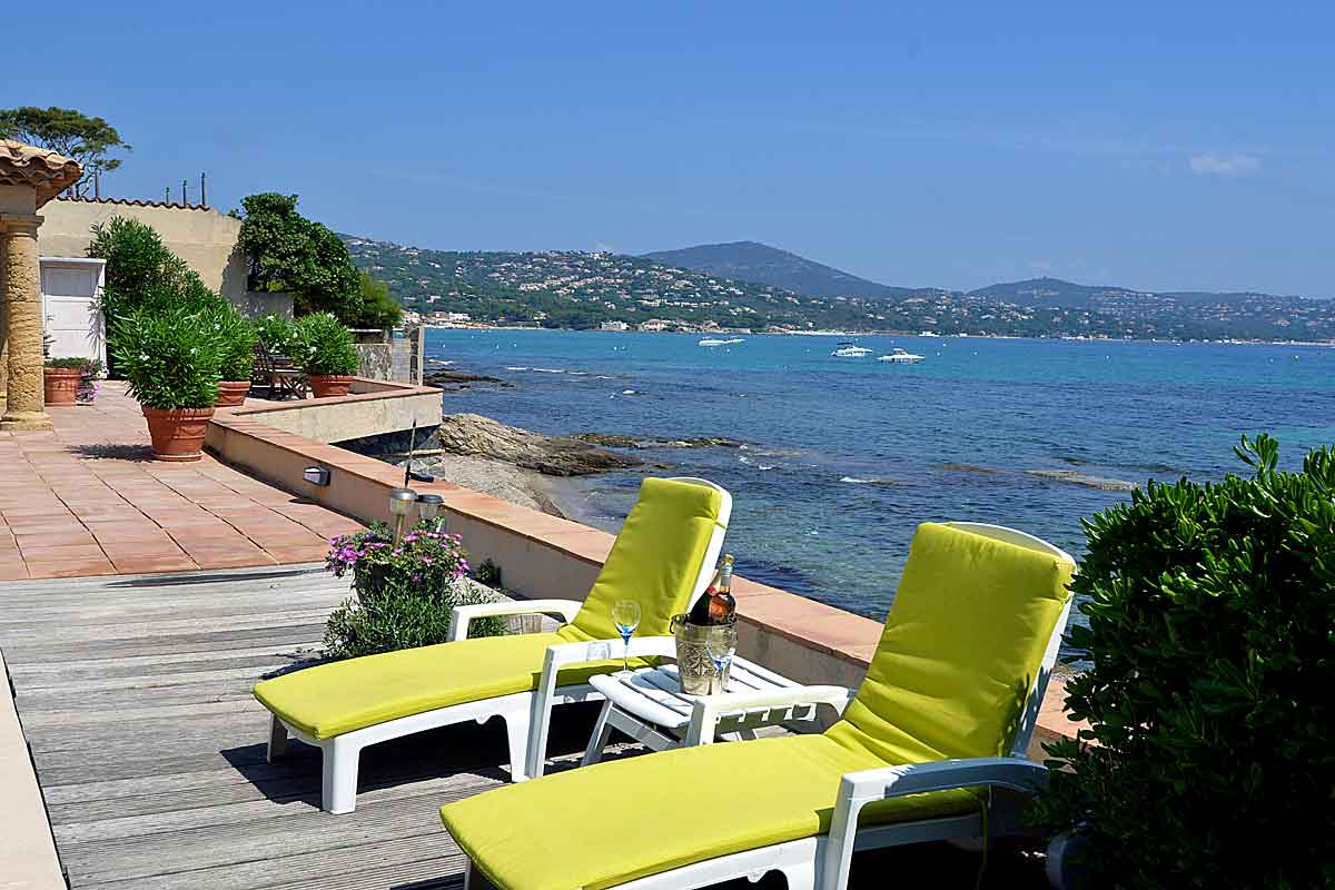 South of France Holiday Villa for 8