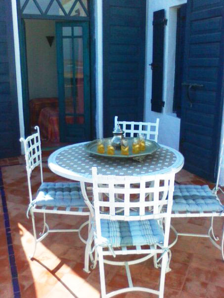 Beach villa rental Morocco