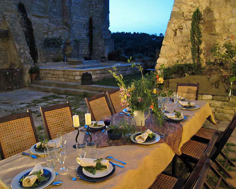 France Villa Rental-Carcasonne-Chateau-sleeps 12