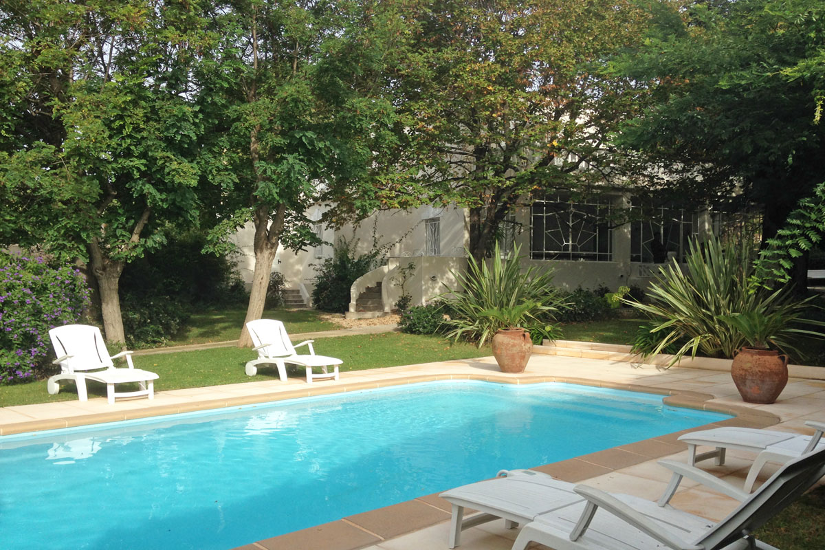 Family Rental South of France Sete with pool