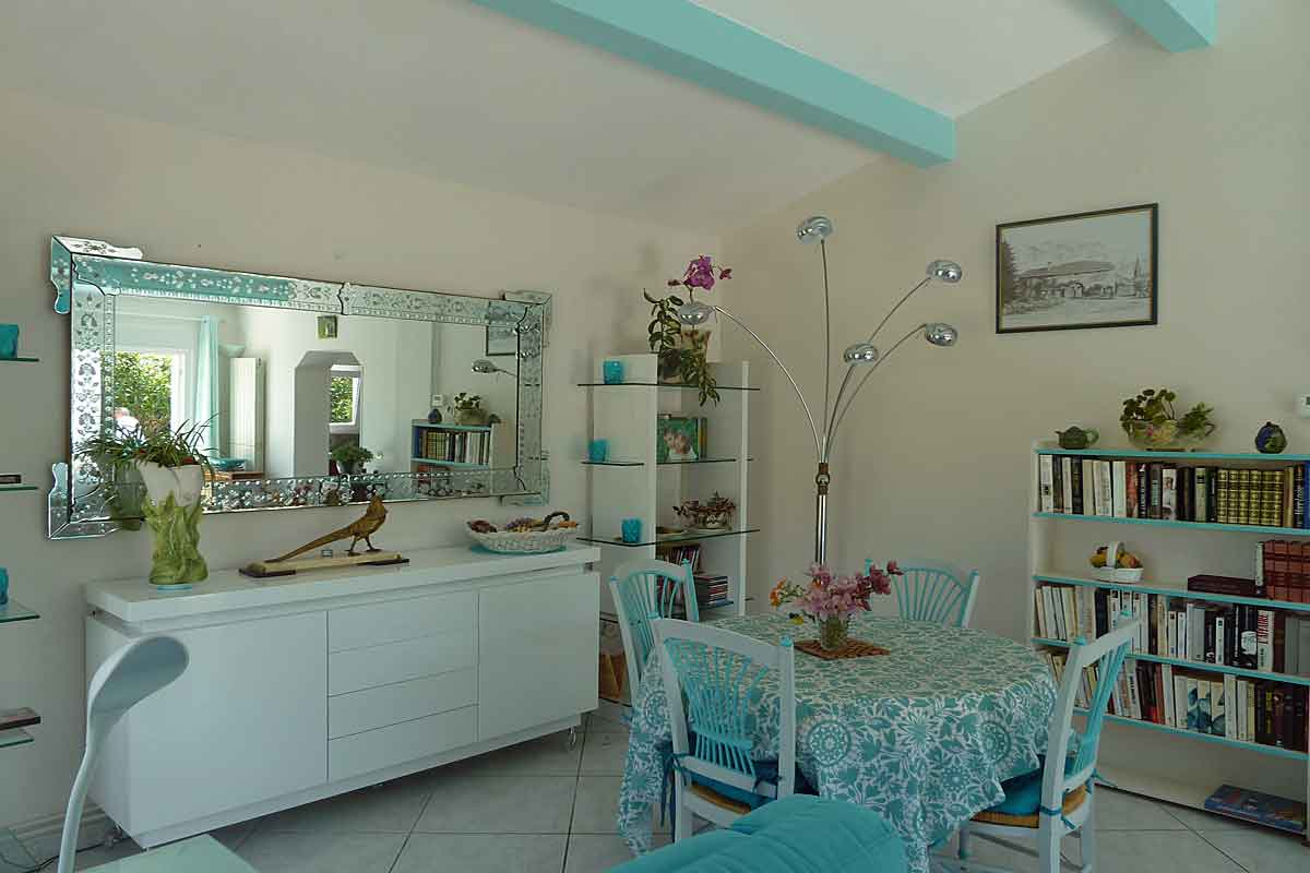South of France Beach front villa near Sete