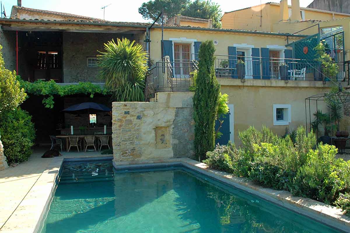 Villa-Rental-in-Magalas-with-Pool