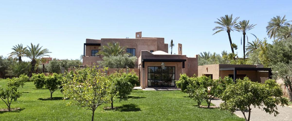 Luxury Villa to rent in Morocco for 10