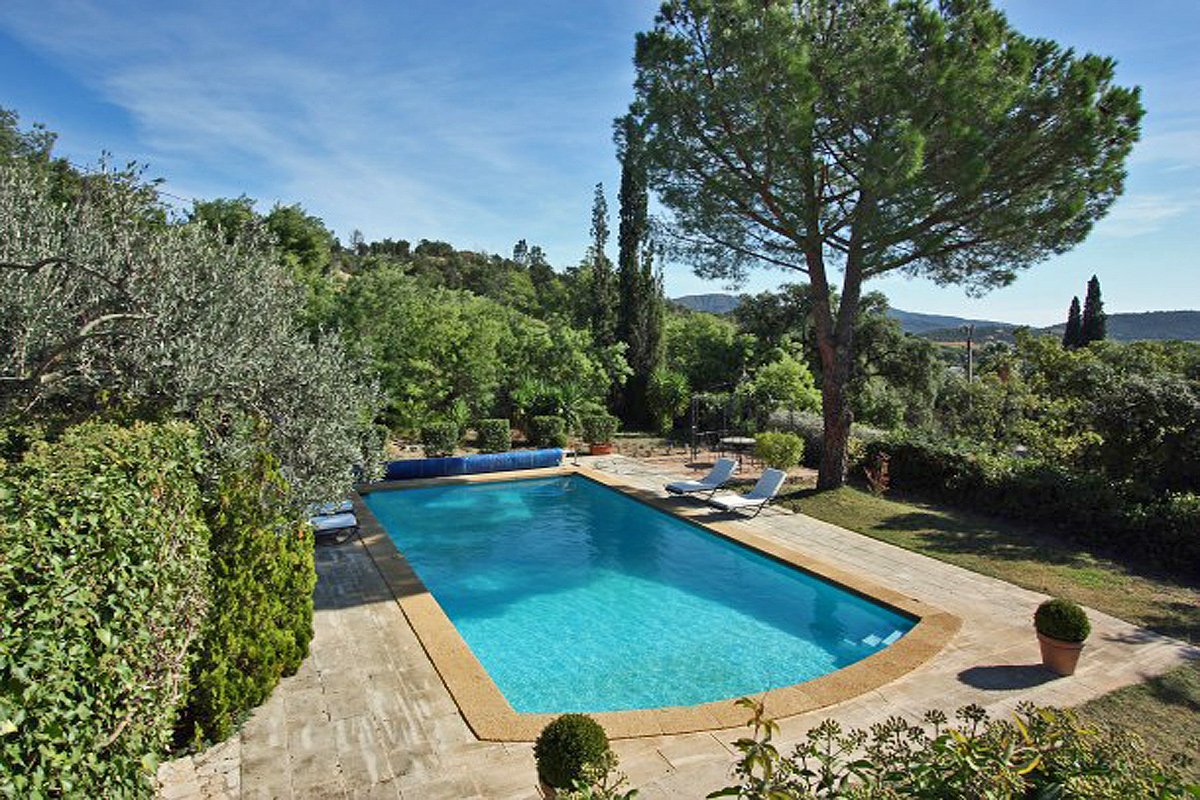 Luxury Villa Grimaud
