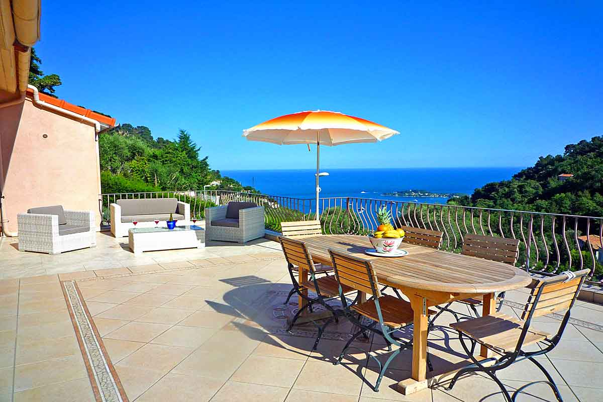 Luxury villa in Nice for holiday rental