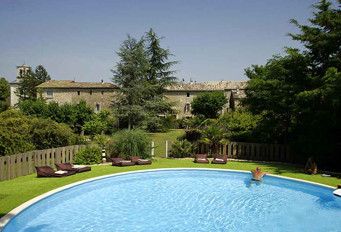 South of France Large Villa Rental
