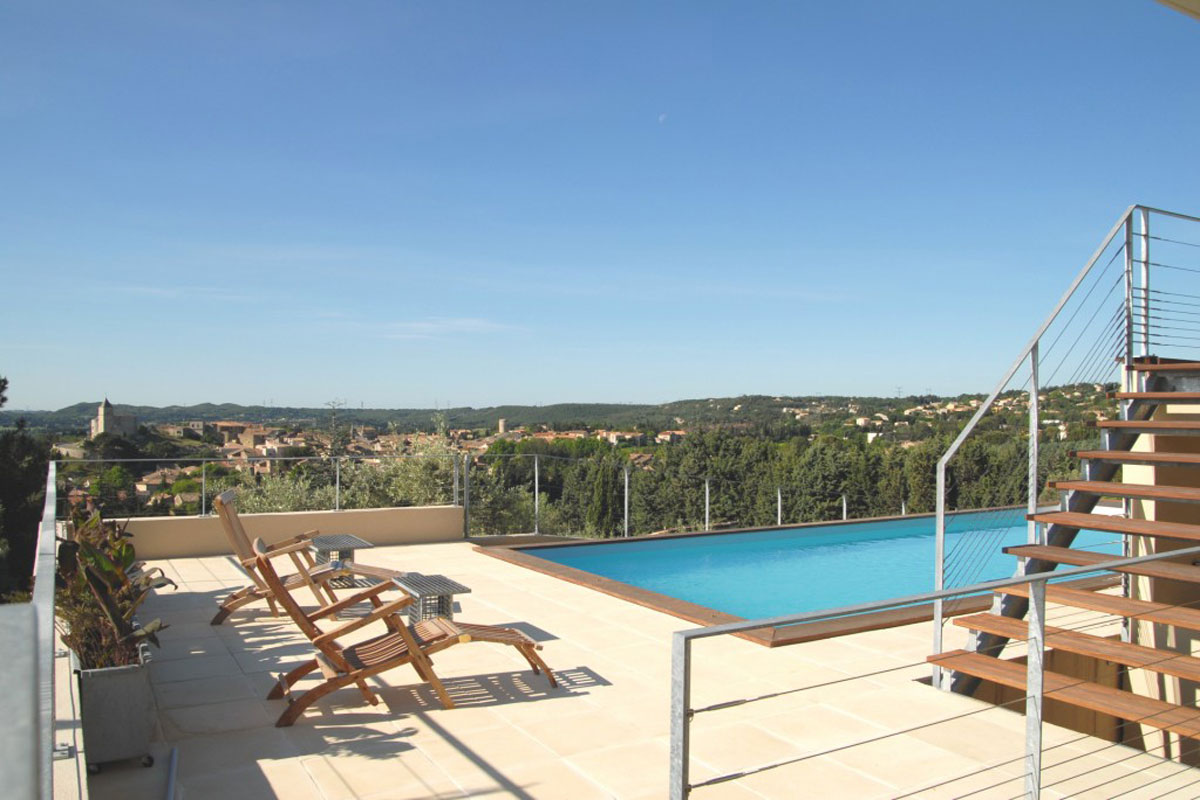 Rental Villa near Avignon, South of France
