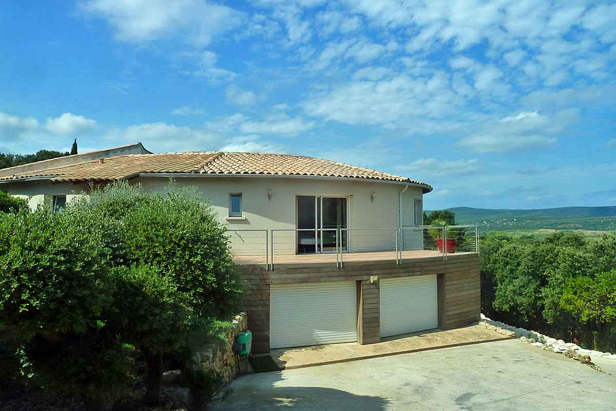 Vacation Rental near Montpellier for 10